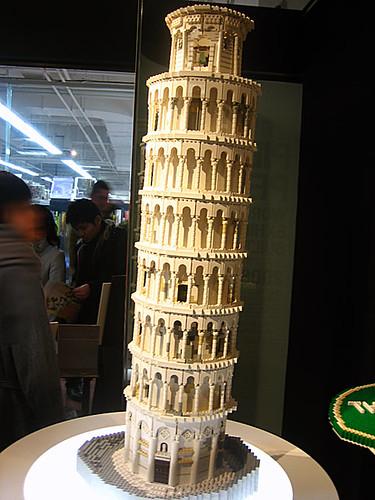 LEGO Torre di Pisa