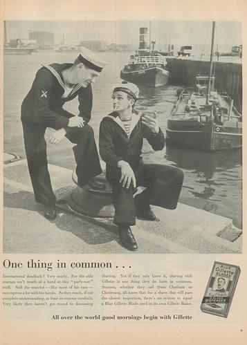 life 1956 sailors