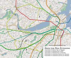 Green Line Ring Lines West