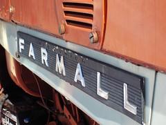 McCormick Farmall (SLV Native) Tags: tractor ih internationalharvester mccormickfarmall