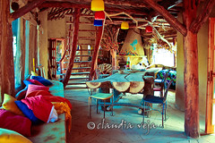 fairytale (claudiaveja) Tags: wood pink blue red vacation white black color green modern fairytale fire photography design crazy fireplace place interior stock dream images spot full story romania land dreamy yelow concept transylvania cluj foc arhitecture royaltyfree rightsmanaged claudiaveja valeadraganului transilvnia rightmanaged