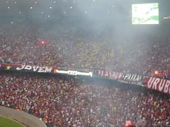 P1000867 (mountainpenguin1) Tags: brazil football soccer final botafogo flamengo maracanã futebolbrasileiro maracan