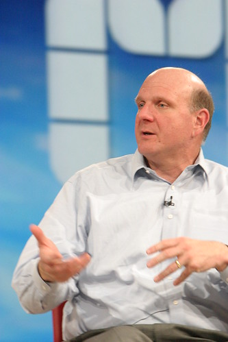 Steve Ballmer responds to Guy Kawasaki's questions by MSDPE.