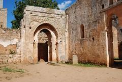 DSC_0092.JPG (tenguins) Tags: africa travel castle architecture ruins mosque arabic adventure morocco berber fortress islamic rabat chelle siteseeing chella romanruins