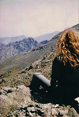 Meditation in the wildness, 1977. (Pakueye) Tags: mountains landscape island peak hills greece landschaft samothraki gebirge paku gipfel samothrake supershot giechenland fengari pakulat giis pakueye excellencing peterpakulat