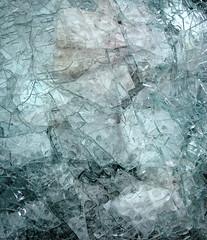 glass shards (zen) Tags: usa green broken glass asheville brokenglass northcarolina zensutherland atouchofglass 20080329 googleavl