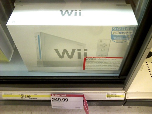 Want A Wii? Edgewood Target!