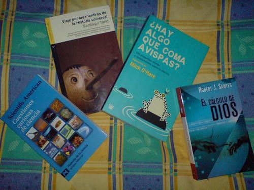 Remesa Literaria Ene-2008