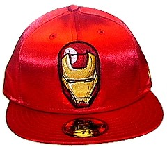 iron man fitted
