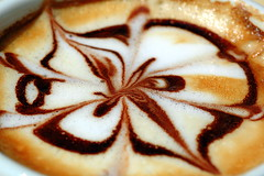 DSC_7322 In the confectionery (Csaba_Bajko) Tags: food brown hot macro coffee caf nikon colorful hungary pattern d70 drink nikond70 kaffee micro 60mm nikkor latteart kahve pcs closer kava hungarian kaffi koffie caff koffein f28d kv nikonstunninggallery bajkcsaba virgcukrszda