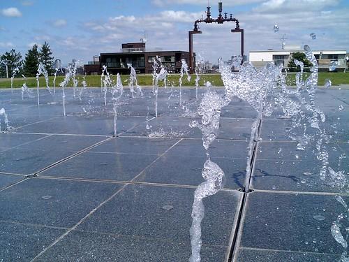 水道記念館-噴水-03