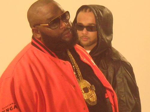 mass pike miles ft rick ross getting it video shoot
