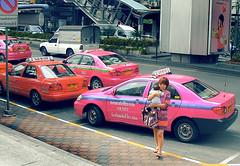 Pink Bangkok
