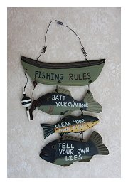 Fishing rules to live by