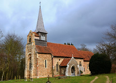 Photo of Great Braxted, All Saints Church