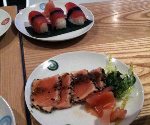 Lunch'er Matt Reports: Yushi