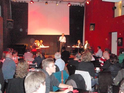 Debatten-Duell 19.11.2009