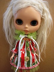 Sparkly Sweet Hannah - 091:365 ADAD