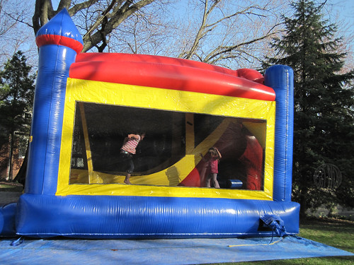 SUPER ULTRA DELUXE Bounce House