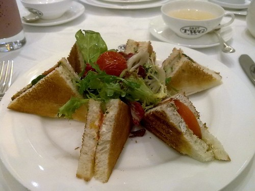 TWG Tea Sandwiches