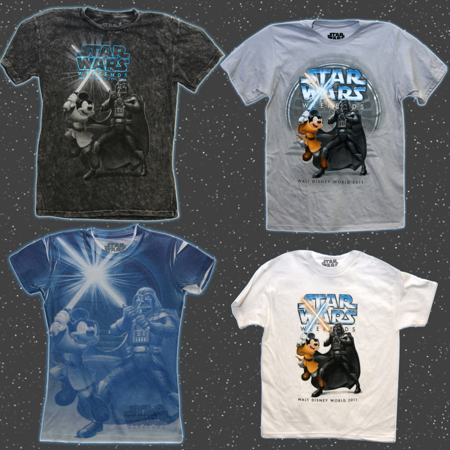 Star Wars Weekends 2011 Apparel