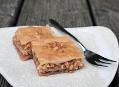 Baklava (Sunday Chefs) Tags: dessert vegan baklava