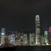 Central Honk Kong seen from Kowloon