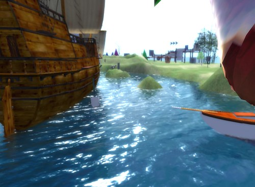 Second Life Windlight examples