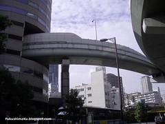 Autostrada nel palazzo Osaka