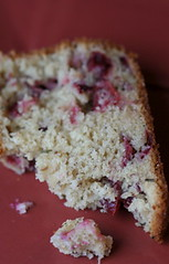 WW Cranberry-Rosemary crumbled
