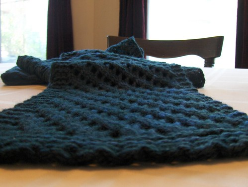 Diagonal Lace Scarf - 2 of 2