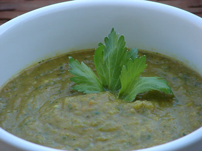Curried Celery Soup