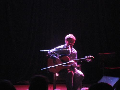 Jose Gonzalez, Denver 10/12/07