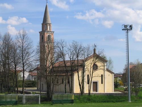 Chiesa parrocchiale di Camino