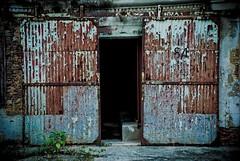 Doors (Os Sutrisno) Tags: door abandoned warehouse myfacebook