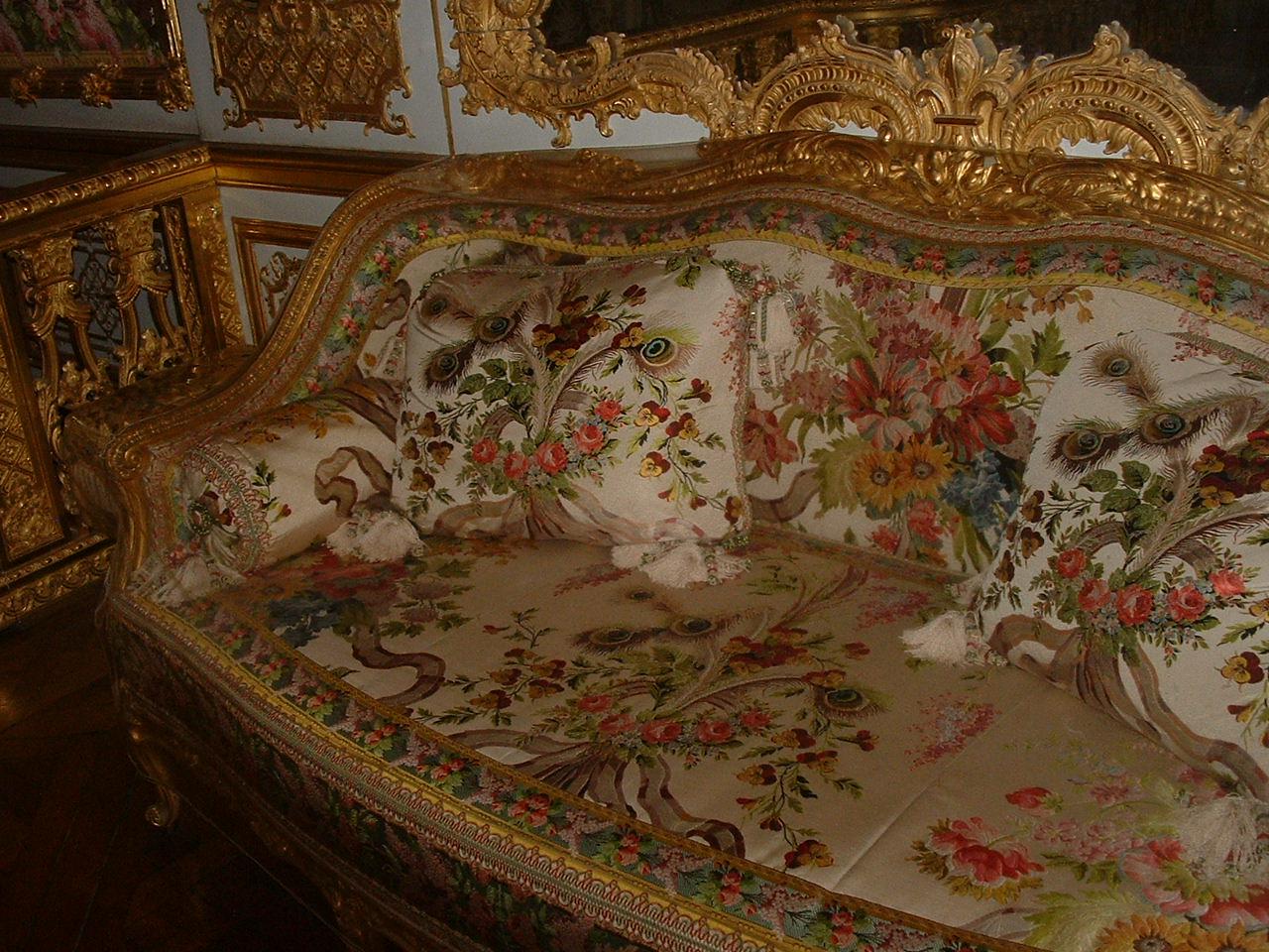 Спальни Людвига II Баварского
