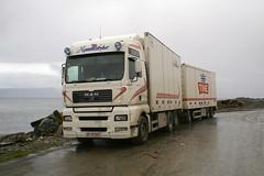 truck big harbour cargo trailer heavy freight tine namdalske