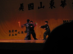 show kungfu form weapons spear broadsword wahlum