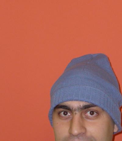 Georgivar @ Blue Beanie Day