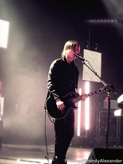 Paul Banks, Interpol. (Brandy_Alexander) Tags: our italy love set paul italia live gig indie indierock interpol banks olta admire saschall ourlovetoadmire