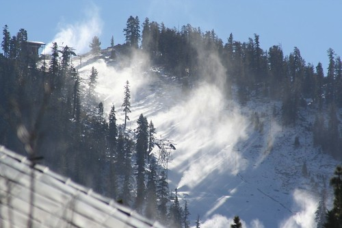 Heavenly Valley Snowmakers