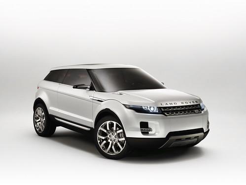 Фото Land Rover LRX Concept 2008