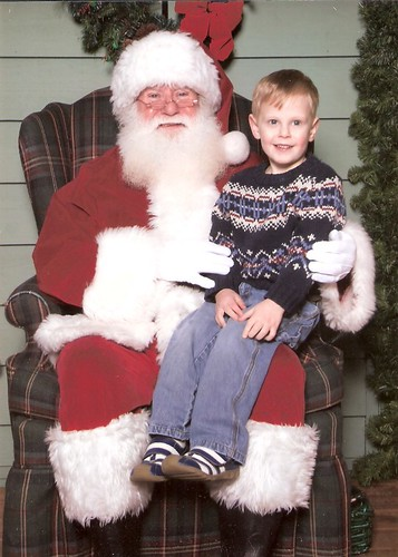 Squiggle & Santa, 2007