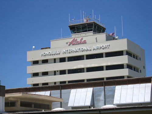 Honolulu International Airport (HNL)
