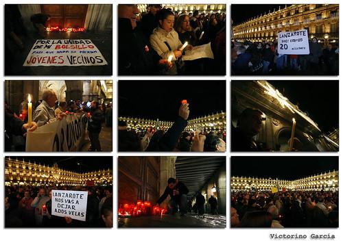 Salamanca, No a la subida de impuestos III