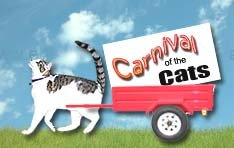 The Carnival of the Cats is moving