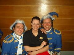 Rob & Maarten met Antje (RKDV Sint Hendrien, Afdeling Dansmari's) Tags: sint carnaval trier dansmariekes oeteldonk hendrien dansmaris dansmaries rkdv dansmari