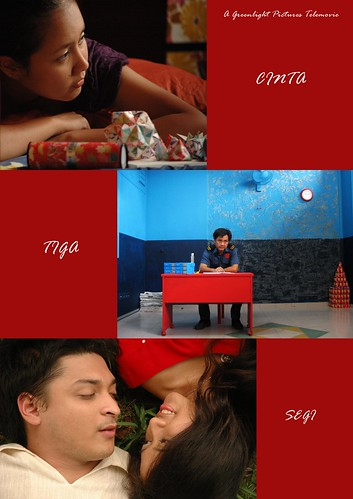 CINTA TIGA SEGI poster 2