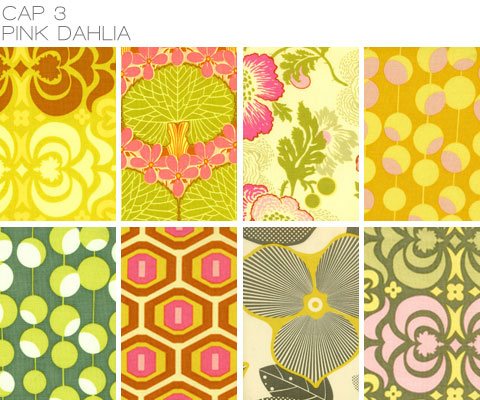 New Amy Butler Fabrics for Spring! {sneak peek}