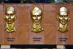 Hussainiwala: Sukhdev, Bhagat Singh and Raj Guru
